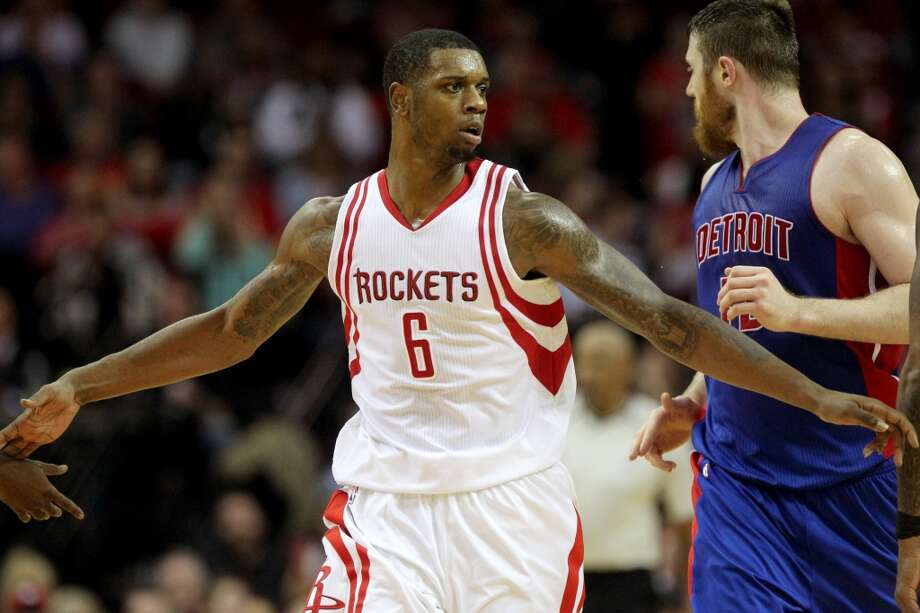Terrence Jones spent four seasons with the Rockets, averaging 10.4 points and 5.8 rebounds per game. Photo: Houston Chronicle