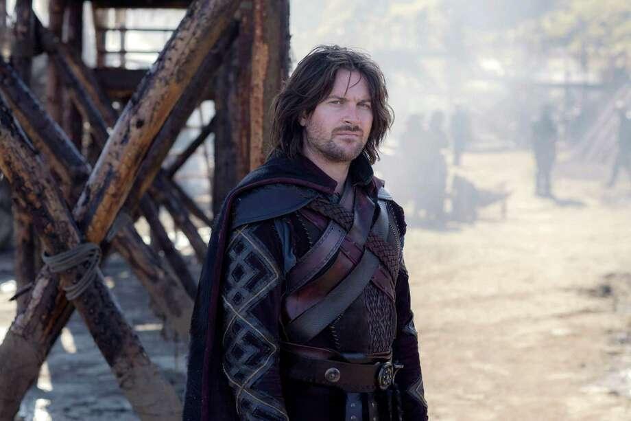 BEOWULF -- Season: 1 -- Pictured: Kieran Bew as Beowulf -- (Photo by: ITV Studios) Photo: ITV Studios / ITV Studios
