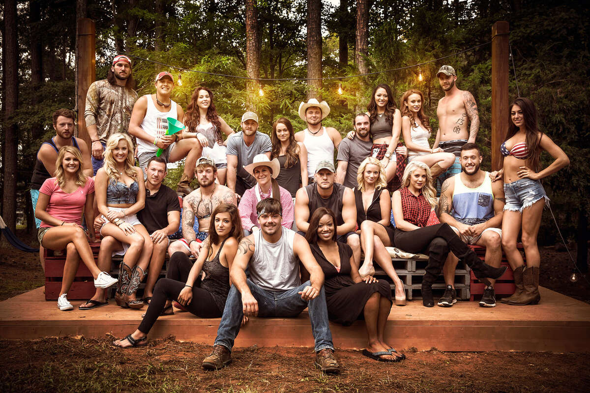 The Good Ole Days The full cast for the fifth season of CMT's reality show Redneck Island.