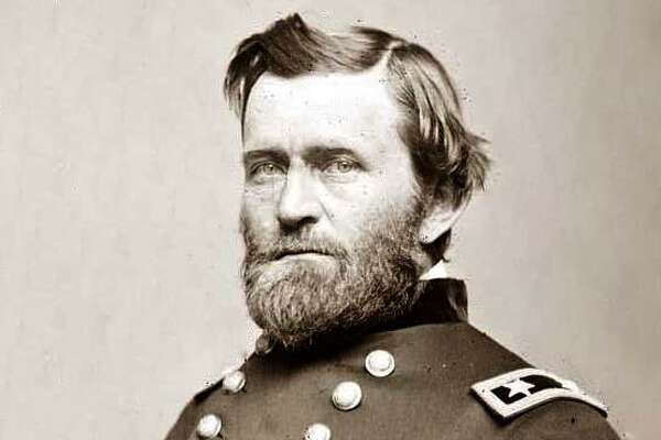 Ulysses S. Grant passed his final days at his cottage in Wilton, but is entombed in New York City. (Library of Congress)
