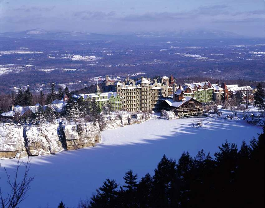 Mohonk Mountain House in New Paltz. (Photo by Jim Smith)