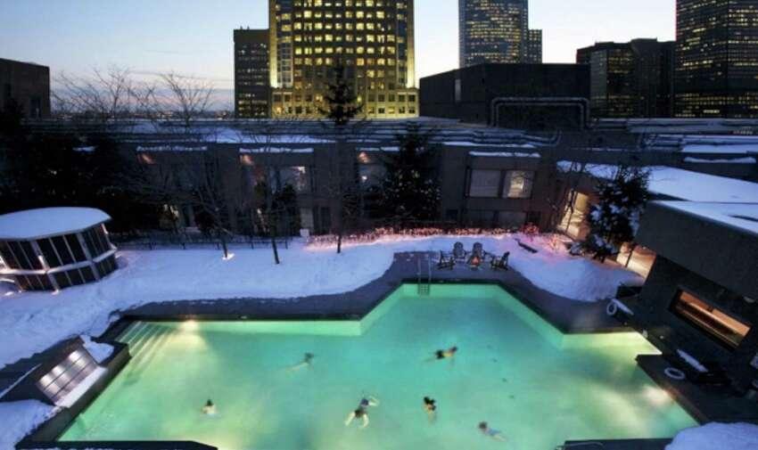 Hotel Bonaventure in Montreal