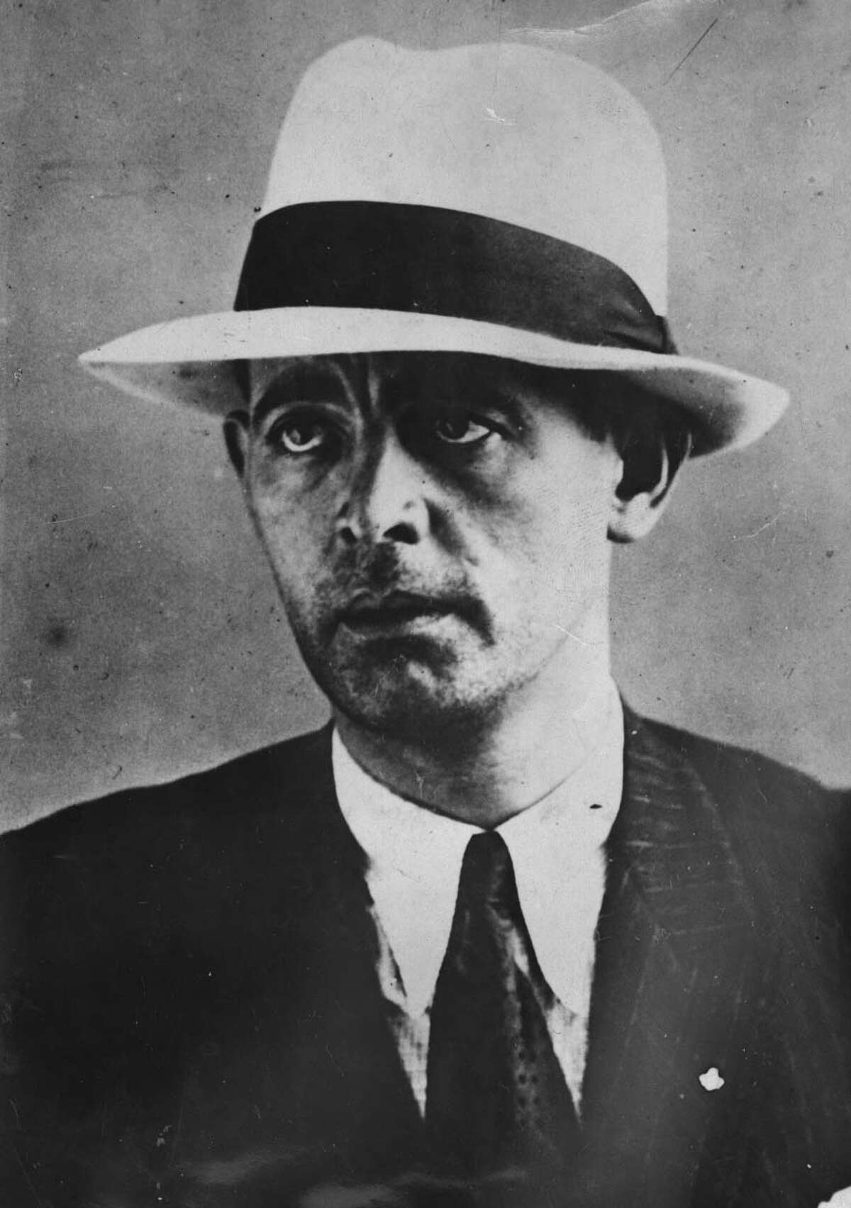 Jack ?Legs? Diamond - The notorious Depression-era gangster was gunned down in an Albany rooming house in 1931.