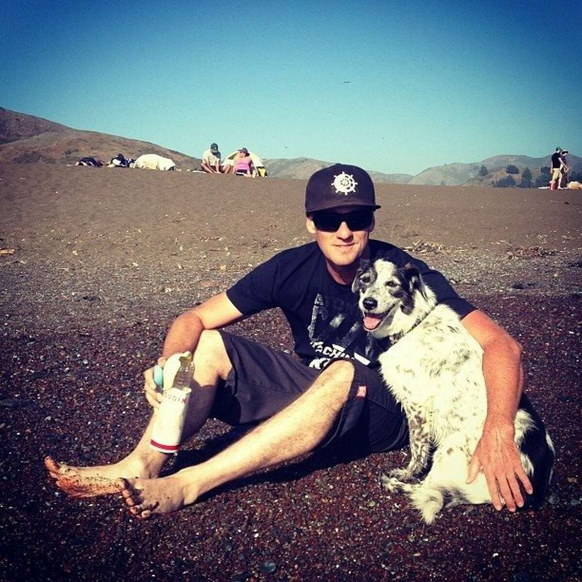 A search resumed Thursday for surfer Dan Dafoe, a San Mateo resident who went missing Wednesday after getting knocked out by a wave while surfing off Rodeo Beach in Marin County.