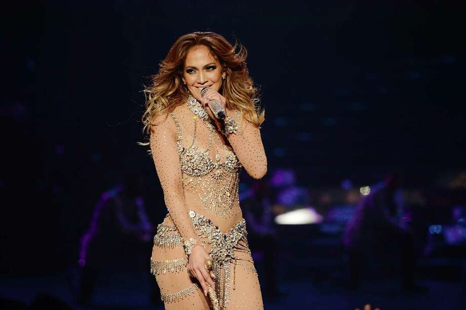Jennifer Lopez performs during the debut of her residency show JENNIFER LOPEZ: ALL I HAVE at Planet Hollywood Resort & Casino on January 20, 2016 in Las Vegas, Nevada. Photo: Denise Truscello, Getty Images / 2016 Denise Truscello