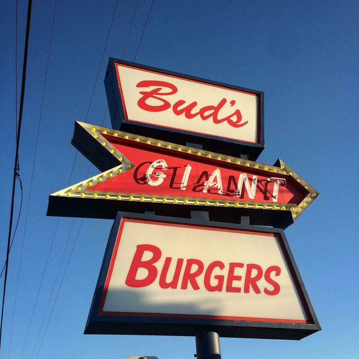 Bud's Burgers, Vallejo: Classic, greasy hamburger stand burgers and excellent, fresh fries. If you don't want burgers, Pho #1 shares a parking lot and the Dos Hermanos taco truck is across the street 3849 Sonoma Blvd., (707) 642-3252.