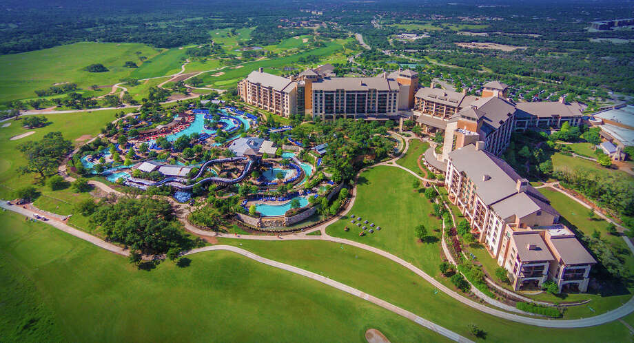 When large hotels like the JW Marriott San Antonio Hill Country Resort & Spa host corporate groups, they're not just booking meeting rooms. More businesses and organizations are taking advantage of the spa services for team building, stress relief and wellness programs. Photo: Courtesy Illustration /JW Marriott San Antonio Hill Country Resort & Spa