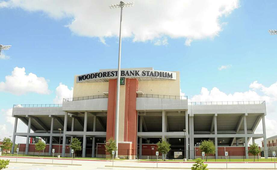 The Woodforest Bank Stadium, 19115 David Memorial Drive in Shenandoah. Photograph by David Hopper Photo: David Hopper, Freelance / freelance