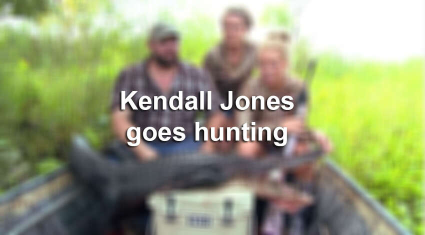 Click through the slideshow to see photos of Kendall Jones' hunting adventures.