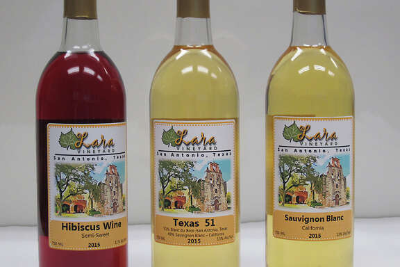 Lara Vineyard, which planted vines on the far North Side of San Antonio about five years ago, only recently started selling wine.