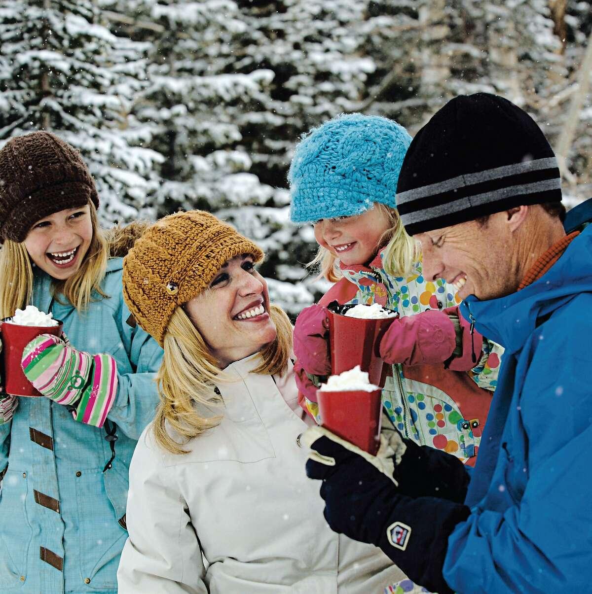 Steamboat Springs Ski Resort. Credit: Larry Pierce/Steamboat Ski Resort