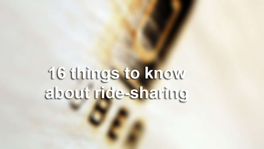 Click through for 16 things to know about the cool new taxi alternatives.