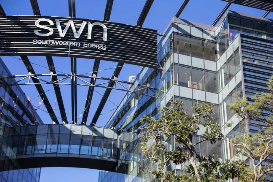 Southwestern Energy has its corporate headquarters near The Woodlands.