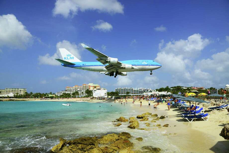 The KLM Boeing 747 made its final landing at Princess Juliana International Airport in St. Maarten on Friday, Oct. 29. The jumbo jet used to fly a mere 100 feet above Maho Beach making it a one-of-a-kind location. While small planes will still be flying overhead, none will ever be quite like the 747.>>KEEP CLICKING TO SEE OTHER UNIQUE, MESMERIZING BEACHES AROUND THE WORLD. Photo: Dennis Macdonald, Getty Images / (c) Dennis Macdonald