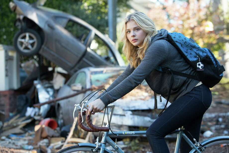 """The 5th Wave""Available:May 3 at Redbox Photo: Chuck Zlotnick, HO / Sony Pictures"