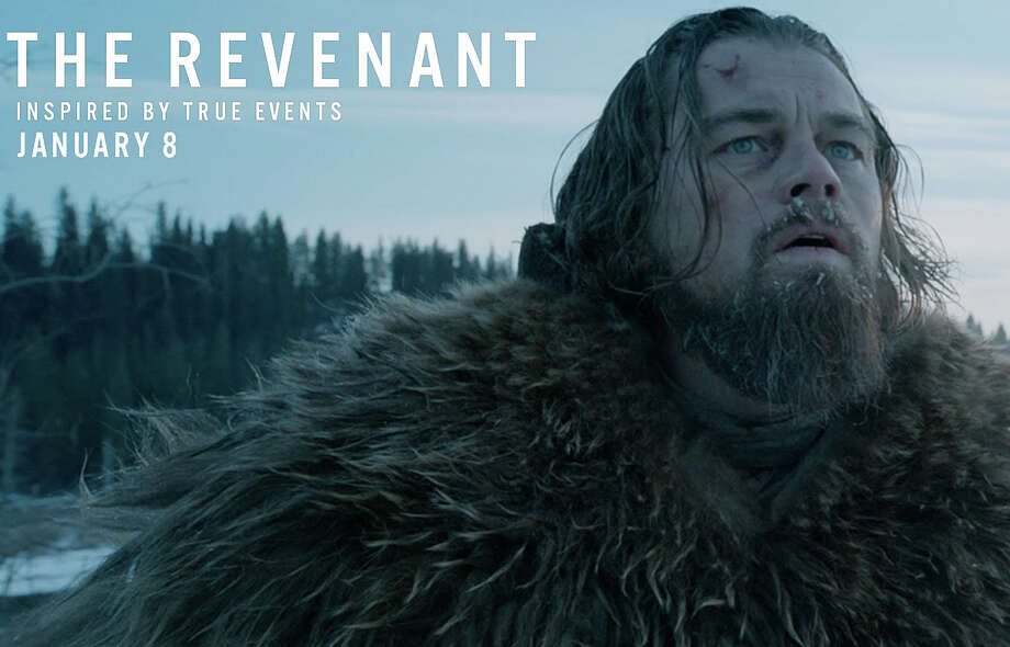 """Leonardo DiCaprio stars in a brutal story of survival on the early-19th Century frontier in the new movie, """"The Revenant."""" Photo: Contributed Photo / Contributed Photo / Westport News"""