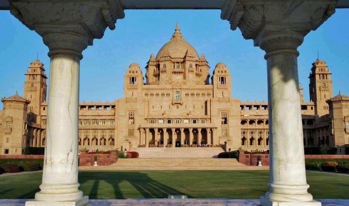 These are the best hotels around the world. 1) Umaid Bhawan Palace Jodhpur Jodhpur, India