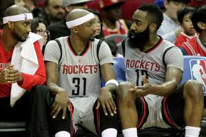 League's former stars chime in on Rockets' problems - Photo