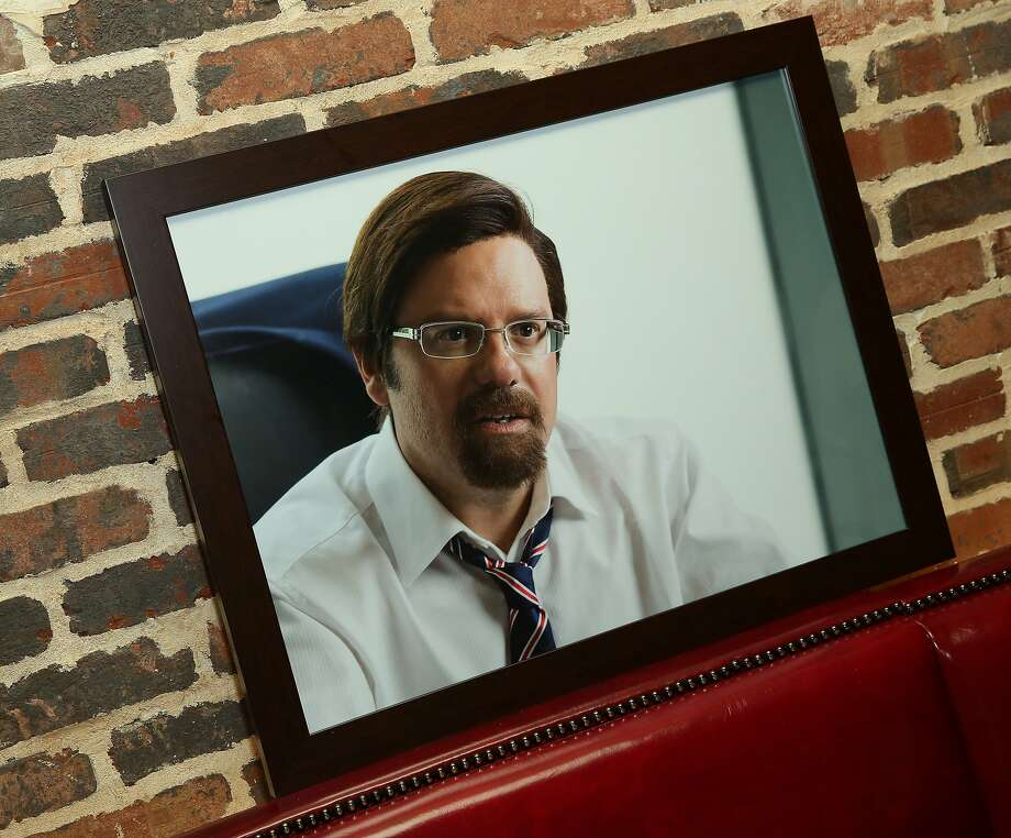 Framed Todd Margaret photos are seen during an Evening Of Pub Quiz Trivia with David Cross from Todd Margaret hosted by Entertainment Weekly & IFC at The Django at the Roxy Hotel on January 6, 2016 in New York City. Photo: Cindy Ord, (Credit Too Long, See Caption)
