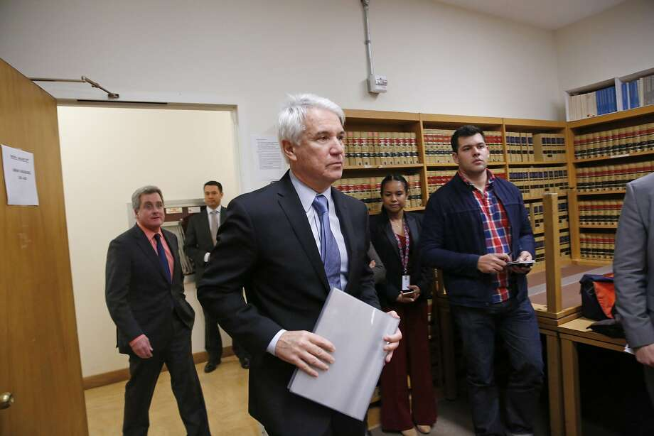 District Attorney George Gascón is the target of a radio ad campaign by the city's police union. Photo: Lea Suzuki, The Chronicle