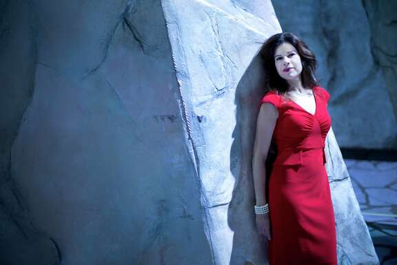 The Puerto Rican operatic soprano Ana Maria Martinez will perform  the title role of Carmen by George Bizet for the Houston Grand Opera. The performance will take place from April 25  to May 10, 2014.  Tuesday, April 15, 2014, in Houston. ( Marie D. De Jesus / Houston Chronicle )