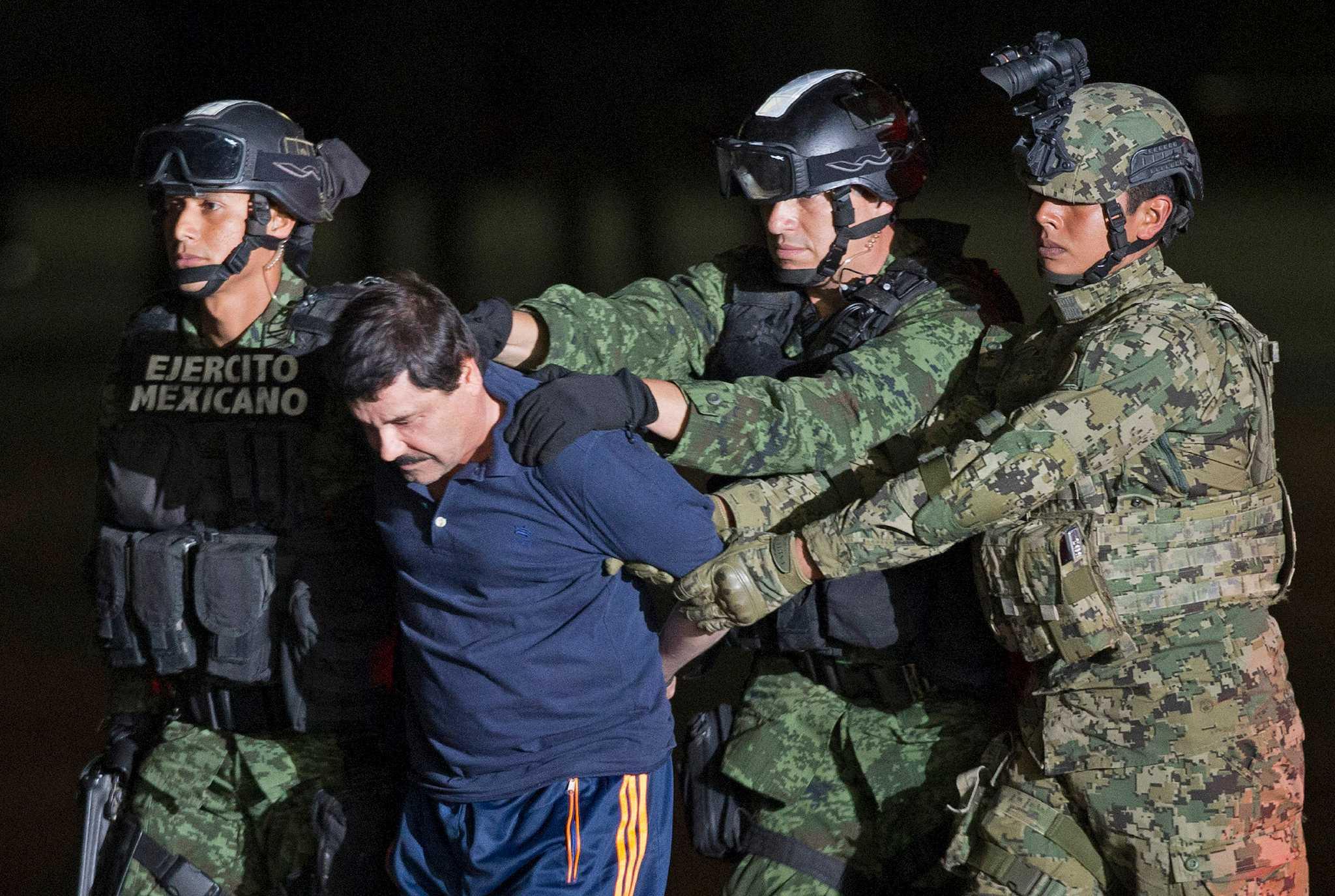 Judge presiding over 'El Chapo's' case shot, killed while jogging outside  home
