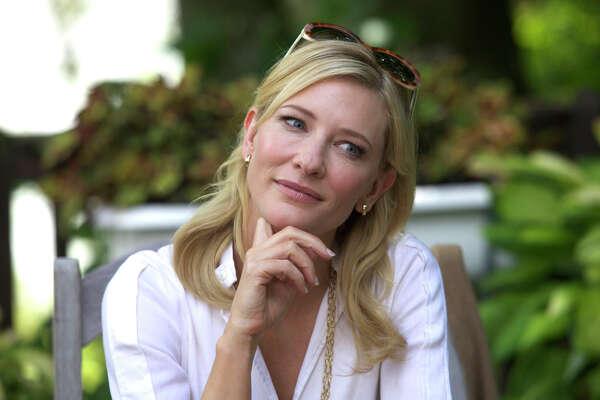 "Cate Blanchett won her second Oscar for the 2013 Woody Allen drama ""Blue Jasmine."""