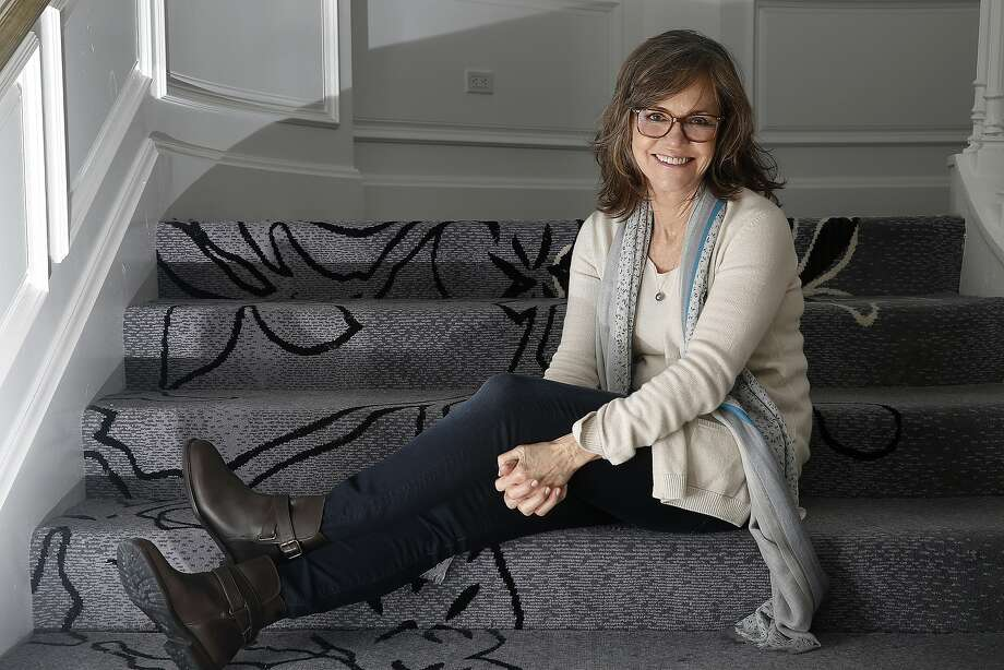 "Actress Sally Field talks about her life and career including her star role in a new film ""Hello, My Name is Doris"" which will open March 11 in San Francisco, California, on Friday,  January 22, 2016. Photo: Liz Hafalia, The Chronicle"