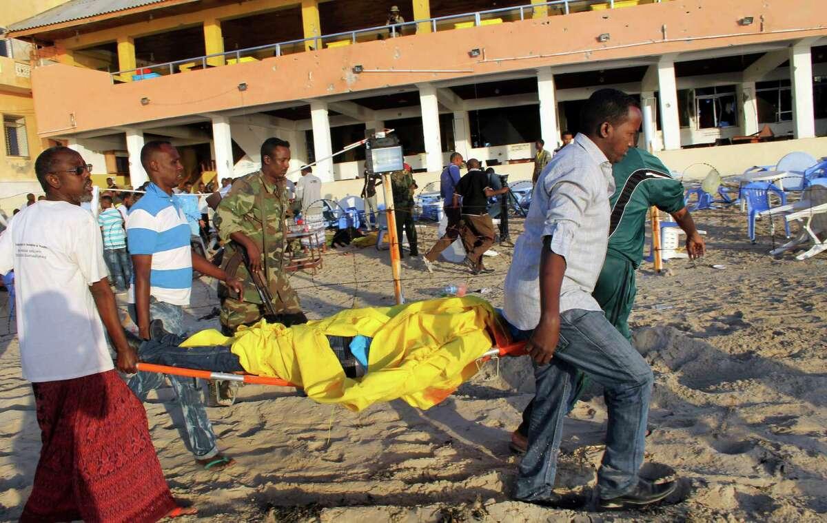 Somalia Score: 2