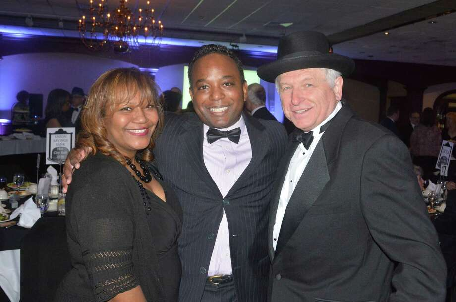 The annual Hat City Ball was held at the Amber Room Colonnade in Danbury on January 22, 2016. Were you SEEN?View more photos Photo: Vic Eng  / Hearst Connecticut Media Group