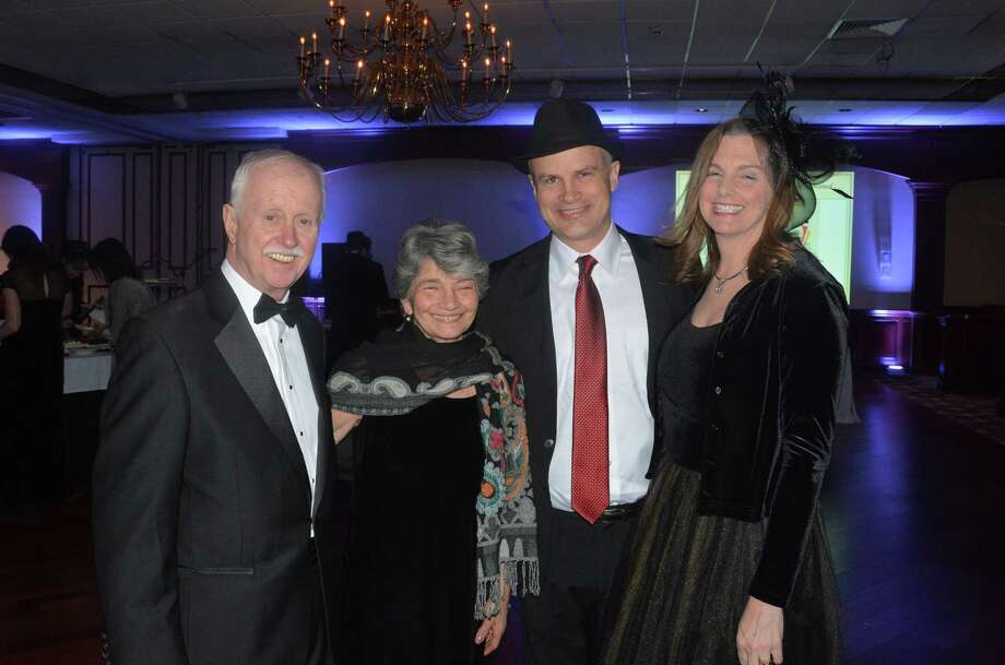 Hat City Ball, DanburyJanuary 27Danbury Museum & Historical Society Authority is celebrating its 75th anniversary this year. Find out more.  Photo: Vic Eng  / Hearst Connecticut Media Group