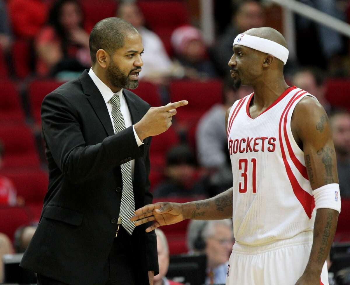 Jason Terry (31) says he hopes to play two more years, but he could join J.B. Bickerstaff in the coaching ranks if the situation changes.