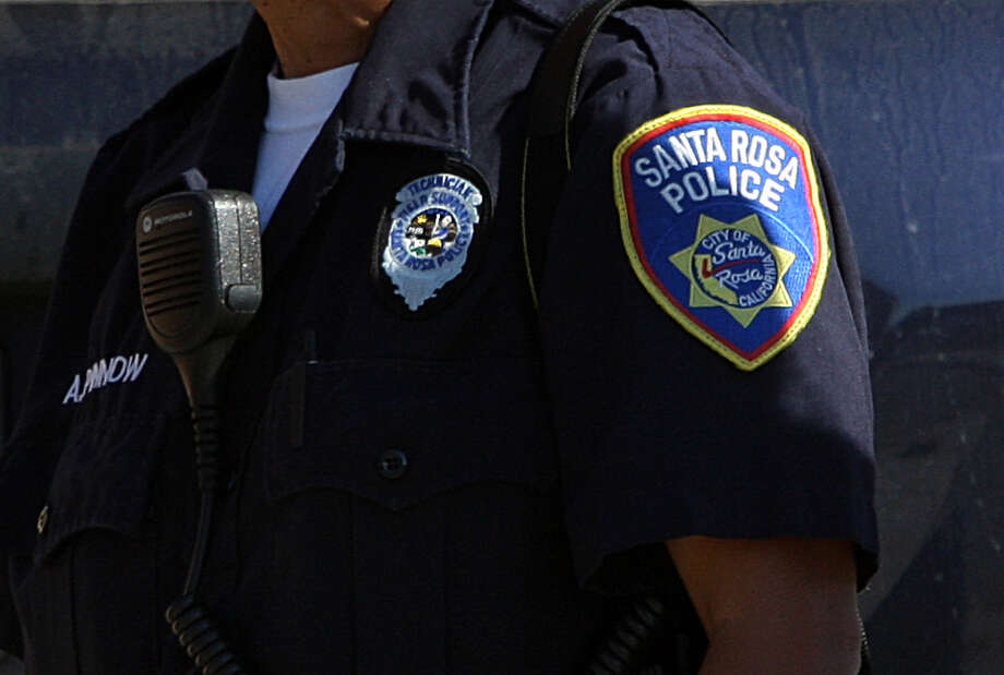 Police arrested five alleged gang members in connection to a stabbing in a bar in Santa Rosa on Saturday, June 10, 2017. Photo: Liz Hafalia / Liz Hafalia / The Chronicle / ONLINE_YES