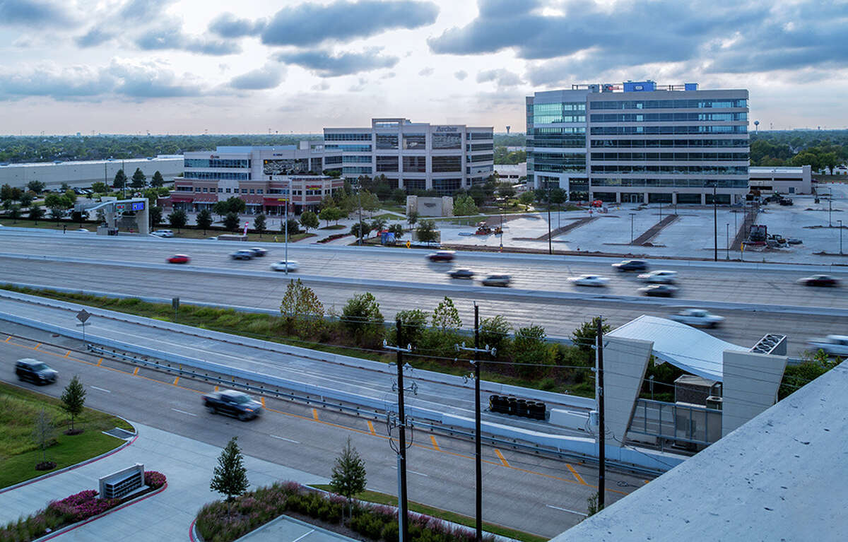 Stream completed the second phase in the Remington Square office development at 10730 West Sam Houston Parkway North in 2015.