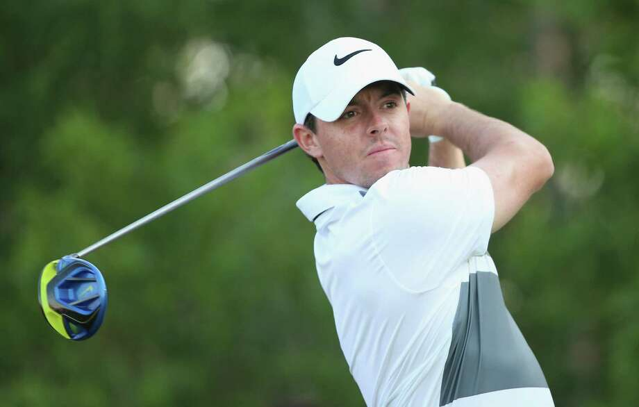 ABU DHABI, UNITED ARAB EMIRATES - JANUARY 23:  Rory McIlroy of Northern Ireland in action during the third round of the Abu Dhabi HSBC Golf Championship at the Abu Dhabi Golf Club on January 23, 2016 in Abu Dhabi, United Arab Emirates.  (Photo by Andrew Redington/Getty Images) ORG XMIT: 595329895 Photo: Andrew Redington / 2016 Getty Images