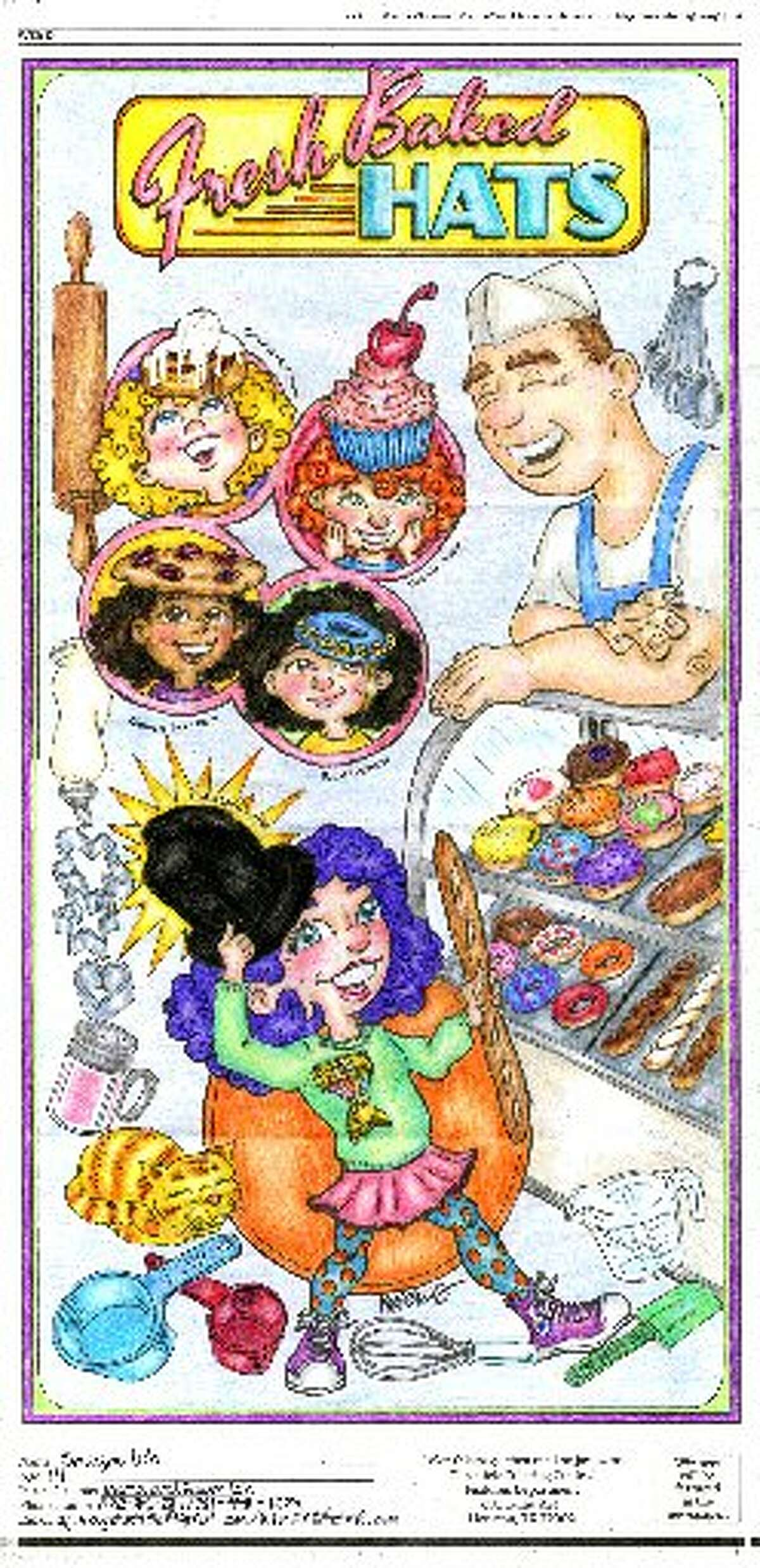 Shayne Loh, age 14, coloring contest winner