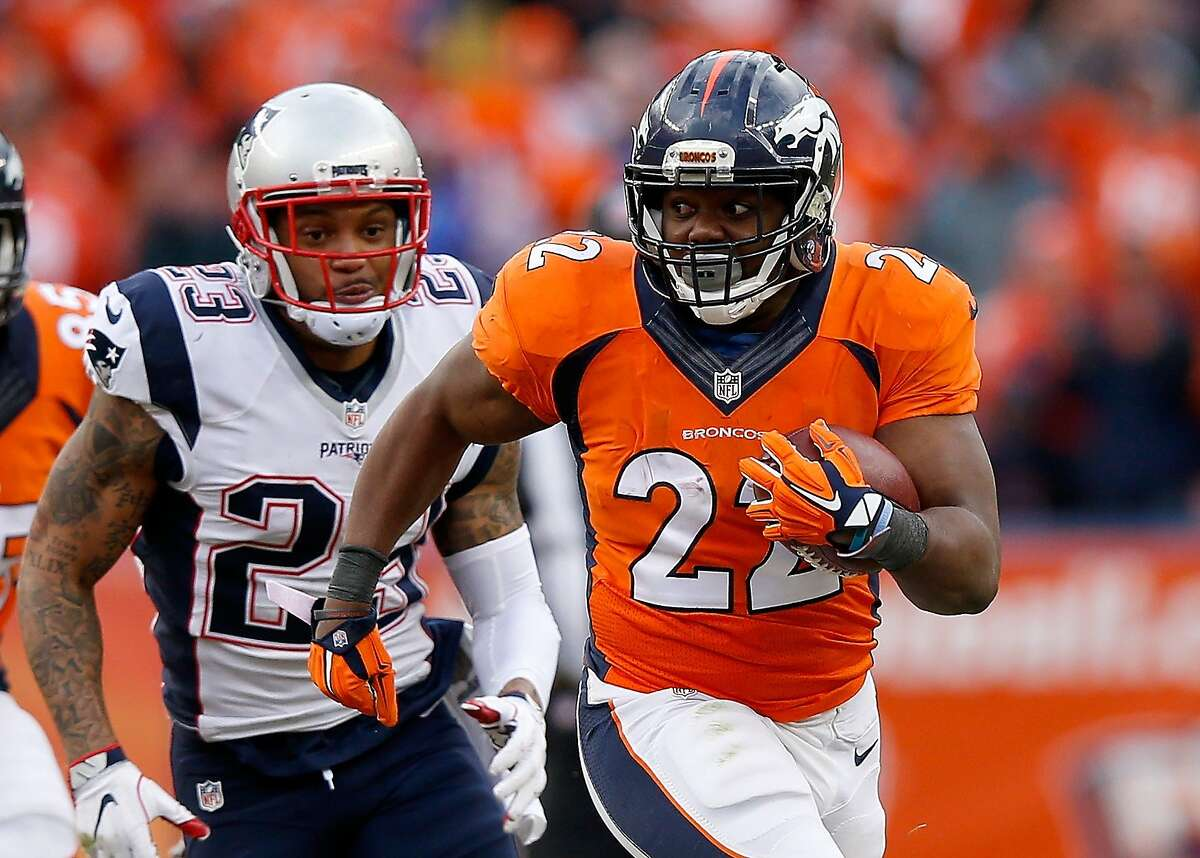 WHAT TO WATCH: The Broncos mustrun effectively The success of Gary Kubiak's offense is predicated on a strong running game. His zone scheme makes 1,000-yard rushers out of ordinary backs. Until this season. The Broncos ranked 17th in rushing (107.4 yards), very uncharacteristic of a Kubiak-coached offense. Ronnie Hillman led the Broncos with 863 yards. C.J. Anderson (22), the back who was supposed to excel in Kubiak's system, was second with 720, including a 4.7-yard average per carry. Anderson was better over the second half of the season. If the Broncos are going to have any success running against Carolina's exceptional run defense, don't be surprised if it's Anderson who does most of the damage. If the Broncos hope to win, they have to run effectively to keep the pass rushers off quarterback Peyton Manning.