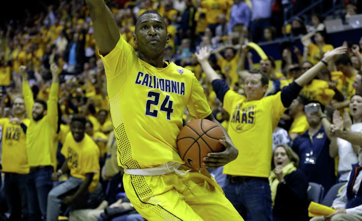 """2. California 74, No. 12 Arizona 73 - Guard Jordan Mathews scored 20 of his 28 points in the second half, and freshman star Jaylen Brown sank a free throw with 18 seconds remaining on Saturday to seal what Cal dubbed a """"signature"""" victory under coach Cuonzo Martin."""