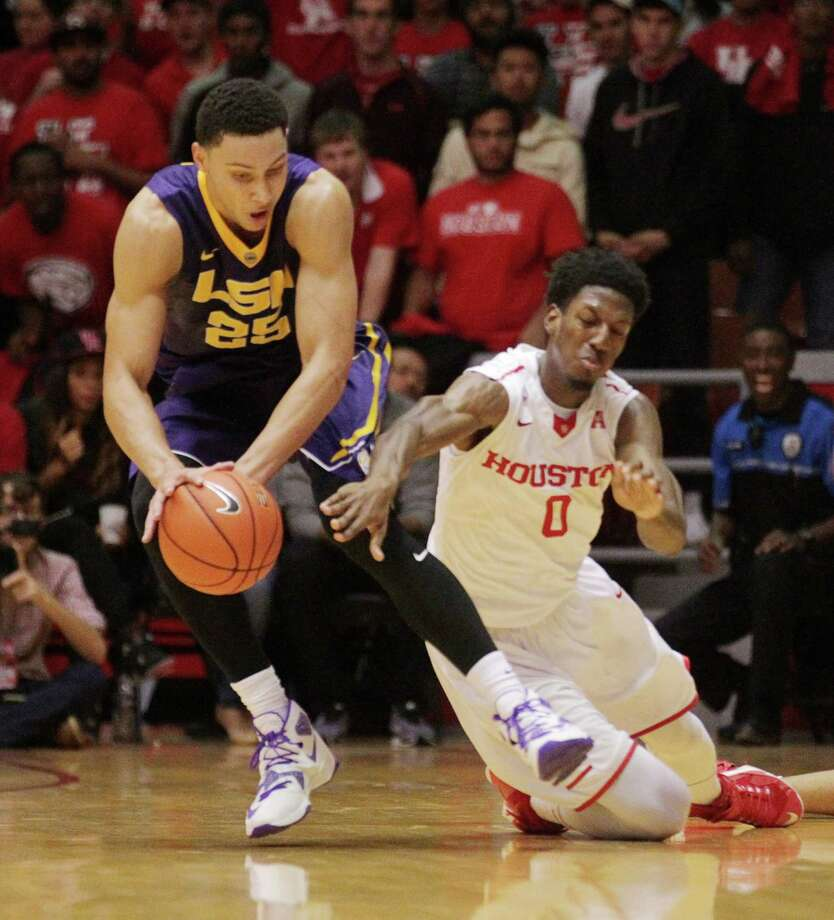 1. 76ers: Ben Simmons, LSU, PF, 6-10The Sixers took care of the hard part. They lost a lot and won the lottery. With all that out of the way, picking Simmons is the easy part of the process. Photo: Jon Shapley, Staff / © 2015  Houston Chronicle