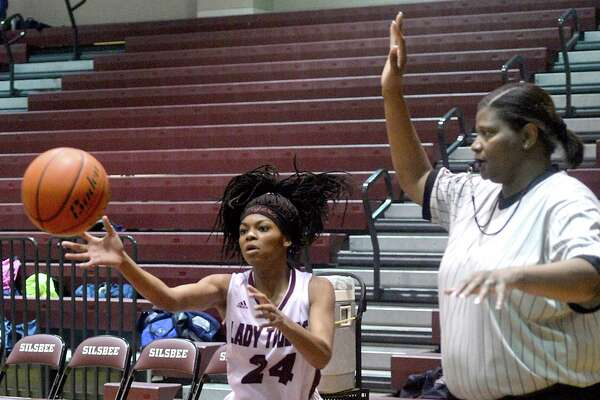 BRANDIS BASS | Silsbee Lady Tigers  11 points per game, 9 rebounds per game and 3 steals per game