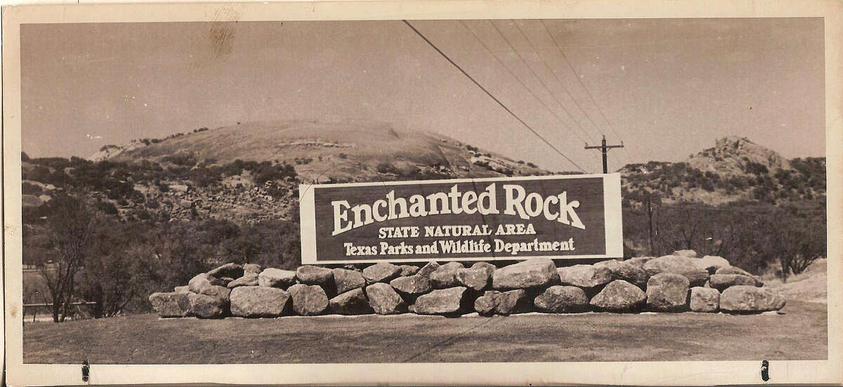 Click ahead to view 13 interesting facts about Enchanted Rock1. It is one of the most visited state parks in Texas: According to its website, around 250,000 people visit the gleaming Enchanted Rock each year.