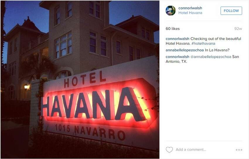 Checking out of the beautiful Hotel Havana. #hotelhavana