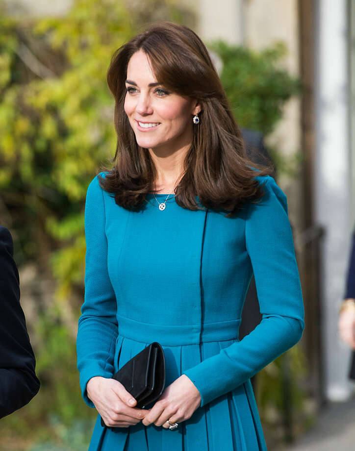 Rumor has it that Kate Middleton is expecting twin girls.>> See other celebrities who have had twins.