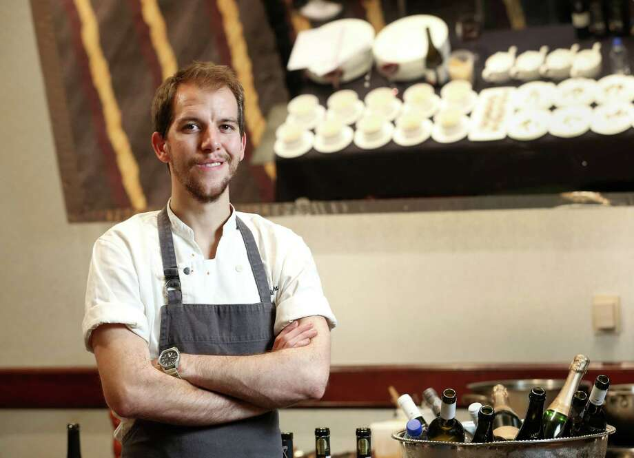 William Wright, of Helen Greek Food and Wine, will act as executive chef of the new Arthur Ave Italian American. Photo: Jon Shapley, Houston Chronicle / © 2015  Houston Chronicle