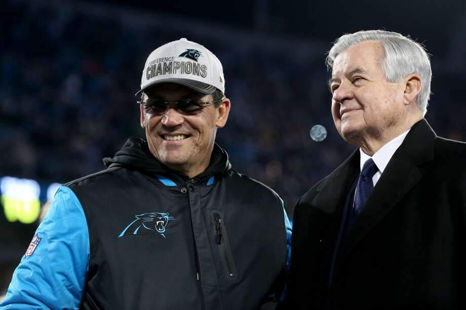 20. Carolina Panthers, NFLEarnings: $78 millionSource: ForbesNote: Earnings are before interest, taxes, depreciation, amortization and player transfers. Photo: Streeter Lecka, Getty Images