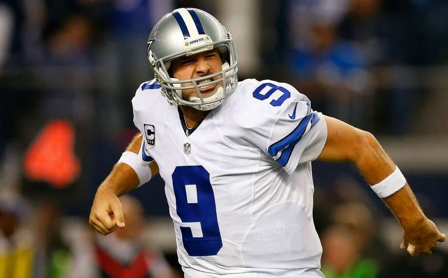PHOTOS: The best NFL quarterbacks who could be available this offseasonTony Romo will be available to all the quarterback-needy teams in the league, including the Houston Texans this offseason.Browse through the photos to see the best quarterbacks who could be on the market this offseason. Photo: Tom Pennington, Getty Images