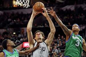 Spurs Nation live blog: Spurs vs. Mavericks - Photo