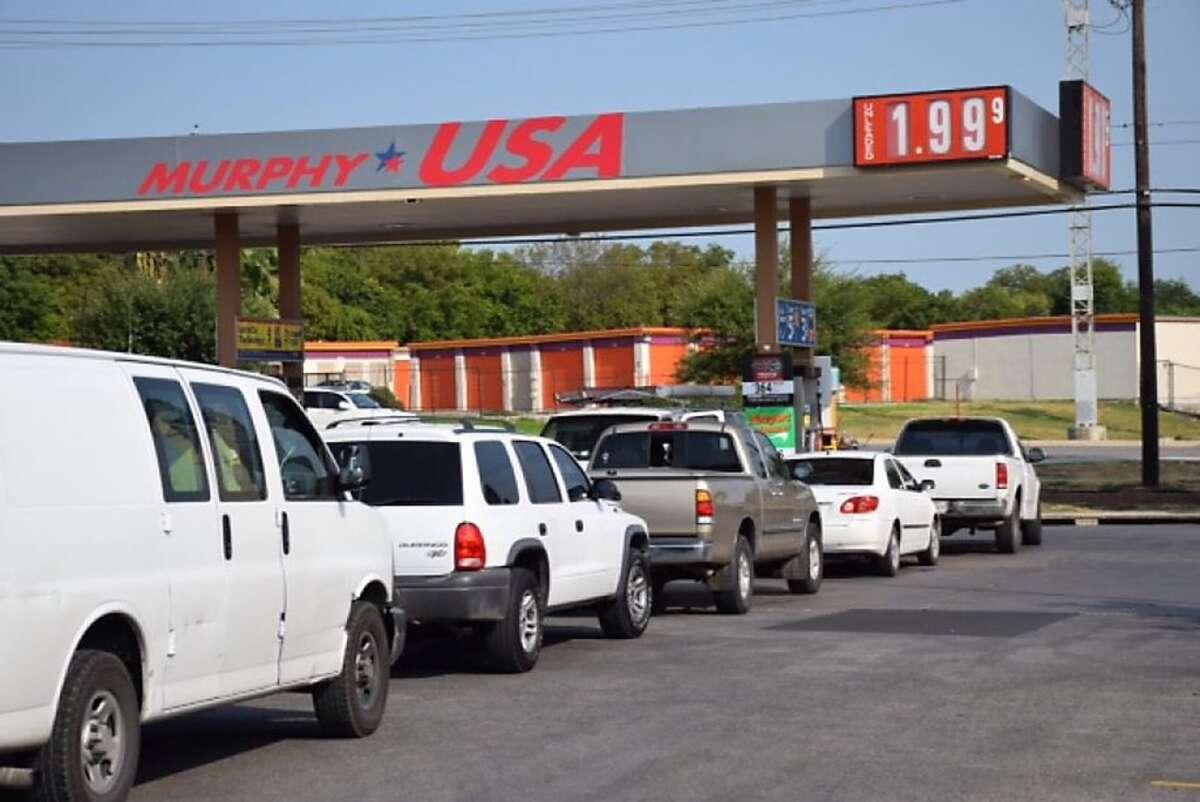 Murphy USA Stations: 1,090 Average price differece: -6.11 cents