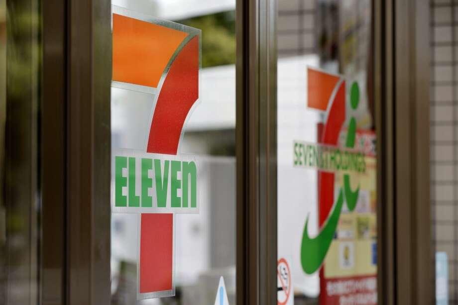 7-ElevenStations:3,699 Average price differece: -2.02 cents Photo: Akio Kon, Bloomberg