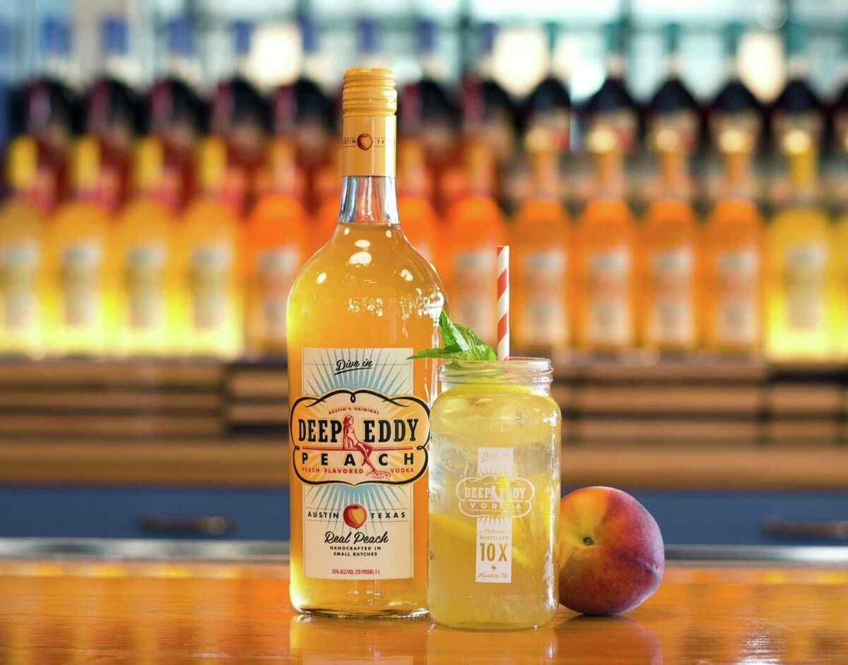 Deep Eddy Vodka has added peach to its repertoire.